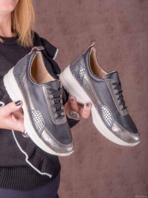 Zapatilla chic. Piscis Shoes.